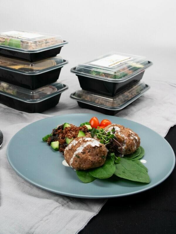 Focus Fuel Plan (5 Meals)