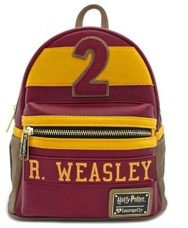 Loungefly Harry Potter Weasley Gryffindor Mini Backpack