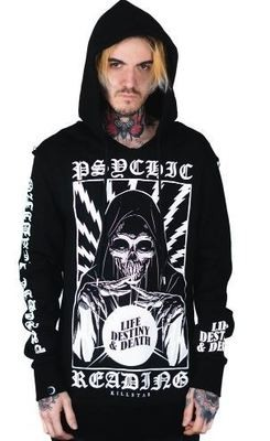 Psychic Pull-Over Hoodie