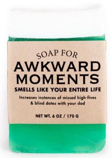 Awkward Moments Soap