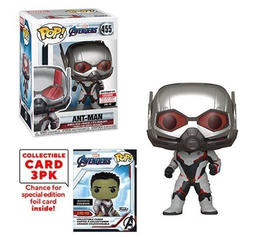 Endgame Ant-Man Pop