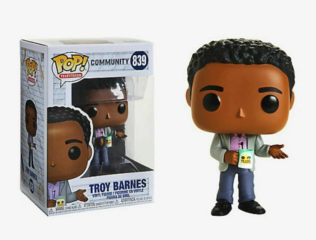 Troy Barnes Pop
