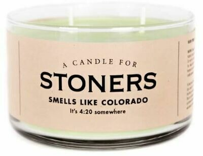 Stoners Candle