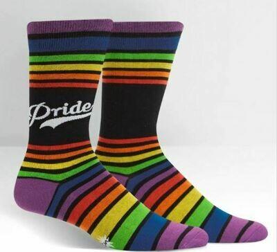 Team Pride Men's Crew Socks