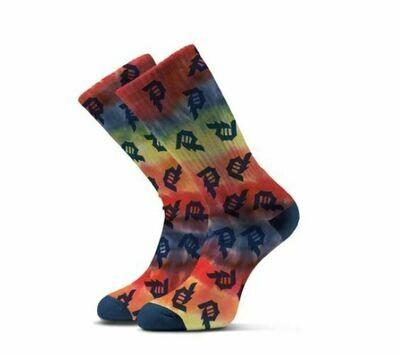 Dirty P Myriad Crew Socks