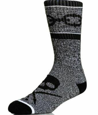 Linked Socks Heather Grey