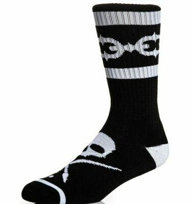 Linked Socks Black