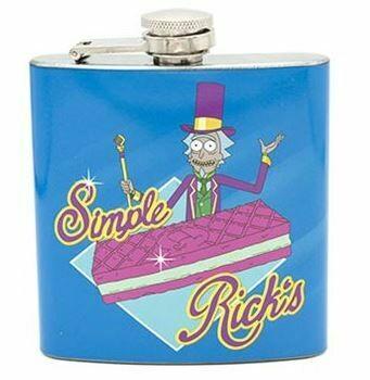 Simple Ricks's Flask