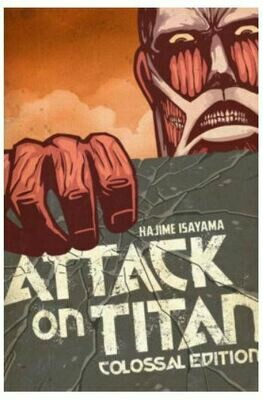 Attack On Titan Colossal Edition 1