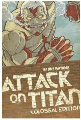 Attack On Titan Colossal Edition 3