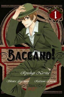 Baccano! Volume 1