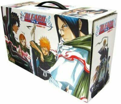 Bleach Box Set