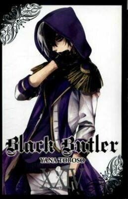 Black Butler XXIV