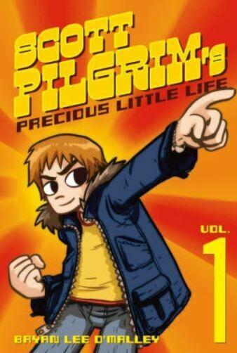 Scott Pilgrim's Precious Little Life Volume 1