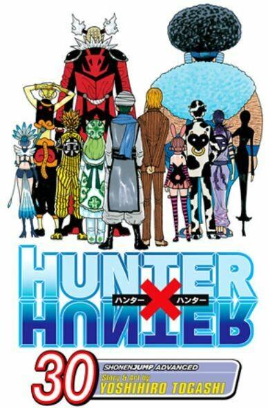 Hunter X Hunter Volume 30