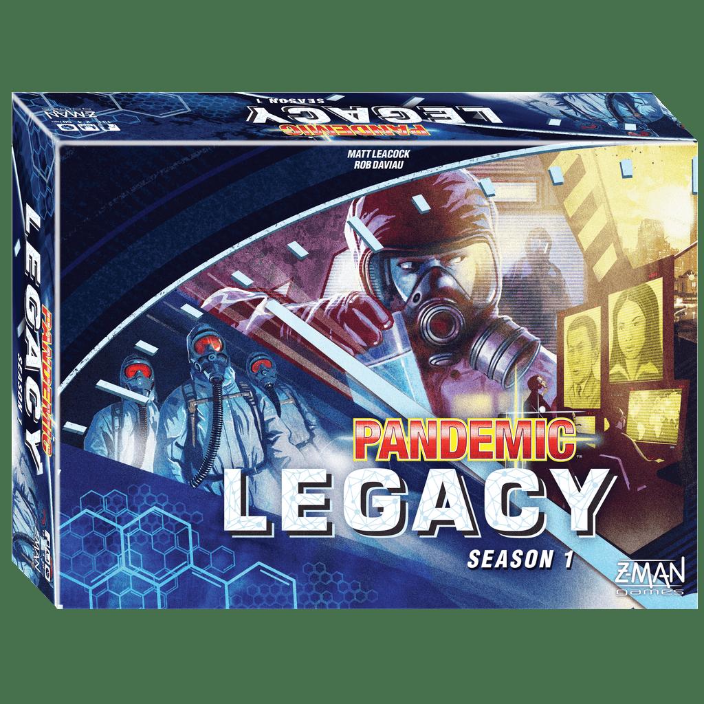 Pandemic: Legacy Season 1 (Blue)