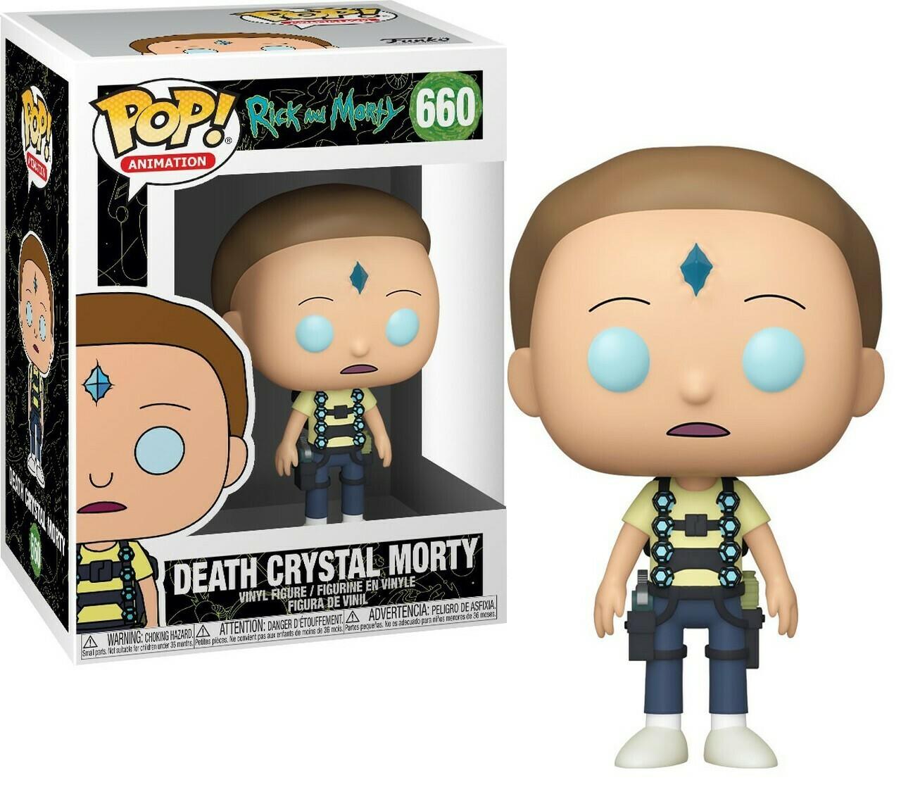 Death Crystal Morty