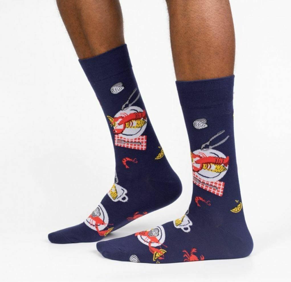 Get Crackin! Socks