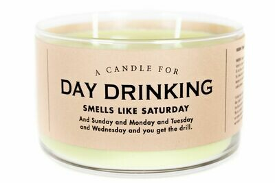 Day Drinking Candle