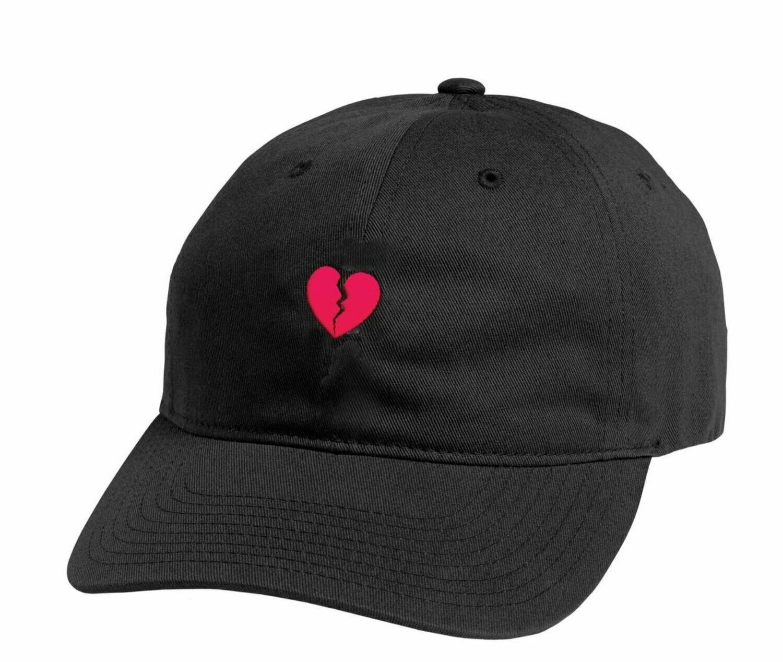 Amor Dad Hat (Black)
