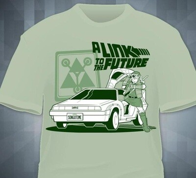 A Link To The Future Tee