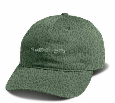 Expedition Cheetah Print Dad Hat