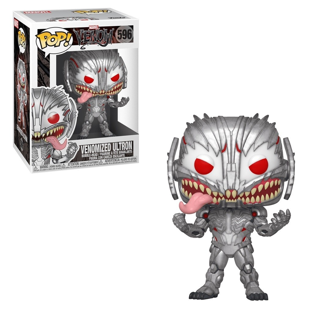 Venomized Ultron Pop!