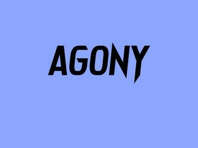 Agony Tee