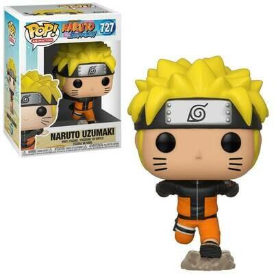 Naruto Running Pop! Vinyl Figure