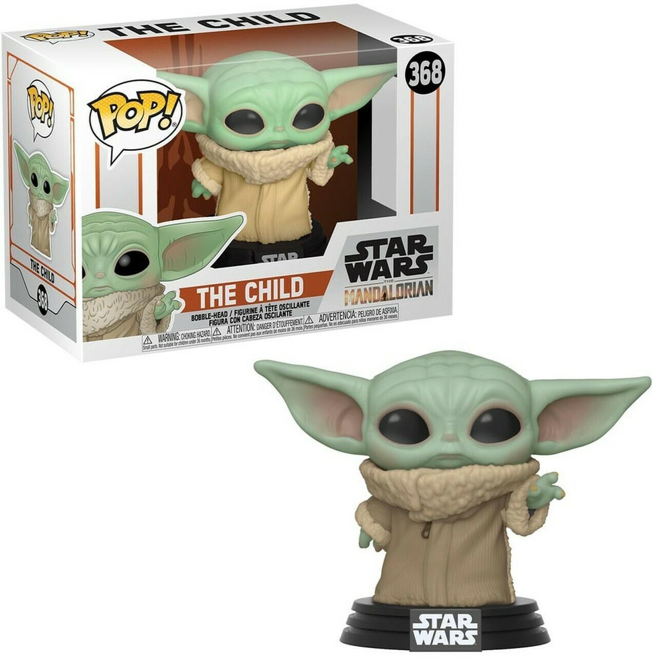 Baby Yoda Pop! Vinyl Figure