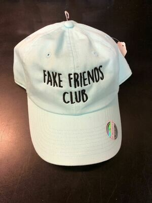 Fake Friends Club Dad Hat