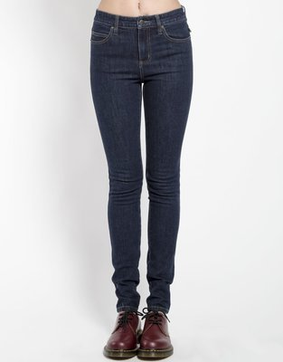 Denim High Waisted Jean
