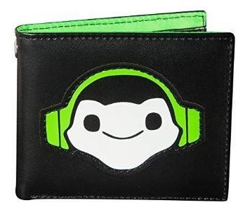 Overwatch Lucio Bi-fold Graphic Wallet