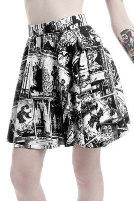 Tarot Skater Skirt