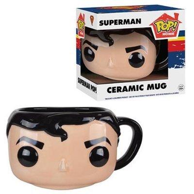 Superman Funko Pop Mug