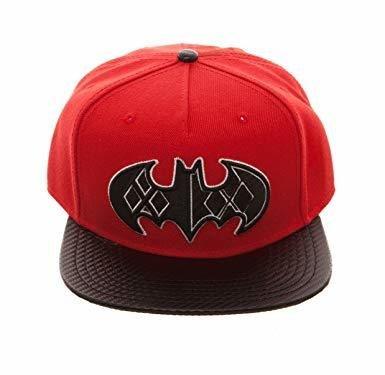 Batman & Harley Snapback
