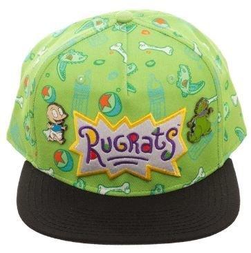 Rugrats Pin Snapback