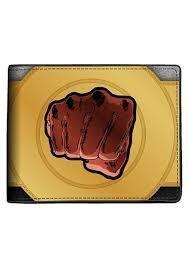 One Punch Man Bifold Wallet