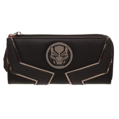 Black Panther Clutch Wallet