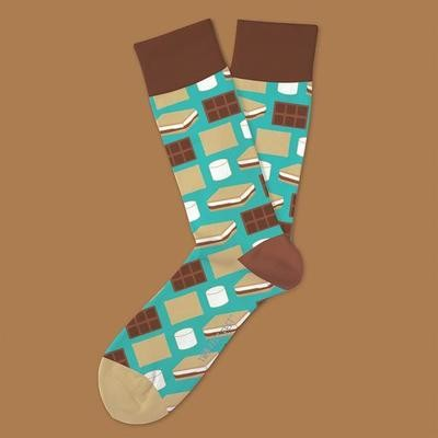 Give Me S'more Socks