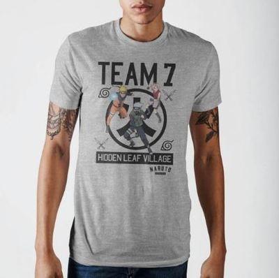 Naruto Team 7 Tee