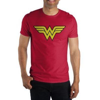 Wonder Woman Logo Tee