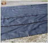 16X25 steel tarp