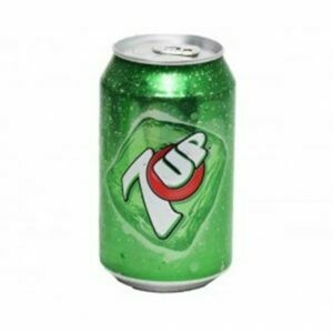 7UP REGULAR CAN (LOCAL) 33CL