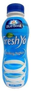 BLUE BOAT FRESH YO YOGHURT P/SWEET400ML