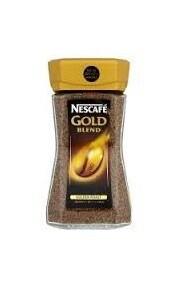 NESCAFE GOLD BLEND COFFEE RICH & SMOOTH 100G