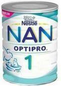 NESTLE NAN 1 INFANT FORMULA+IRON 400G TIN