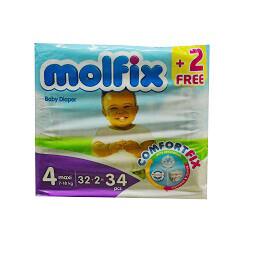 MOLFIX 4 MAXI 7-18KG 32