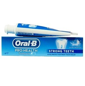 ORAL-B PRO-HLTH T/PASTE E/FRESH GEL 140G