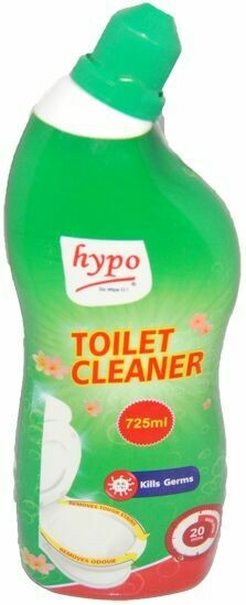HYPO TOILET CLEANER 725ML